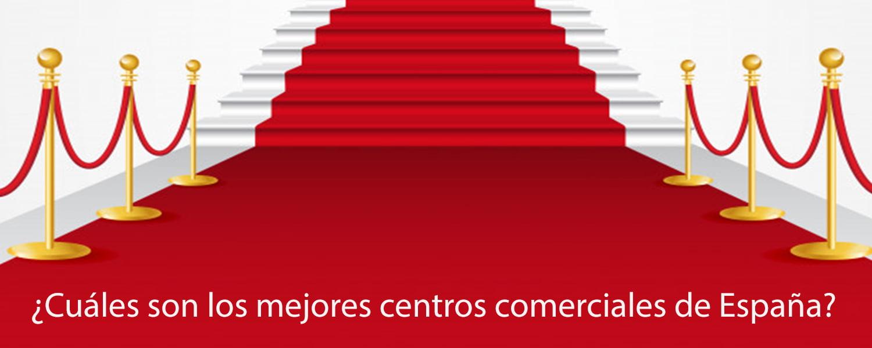 La Asociación Española de Centros y Parques Comerciales (AECC) entrega los premios a los mejores centros comerciales de España.
